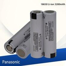파나소닉 리튬 이온 NCR18650BD 18650 충전식 배터리 3.7 V 3200mAh 리튬 배터리 3.7 v 보조베터리 손전등 배터리