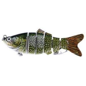 Image 3 - Nowy 1 sztuk ruchoma przynęta wędkarska 10 CM/15G Minnow plastikowe sztuczne wędkowanie Wobbler narzędzia Jerk ryby Esca Tackle przynęta na ryby narzędzia