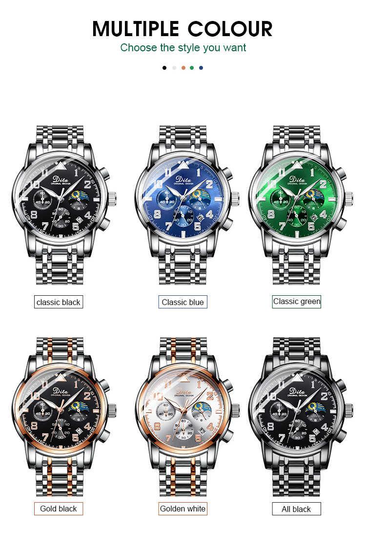 Oferta 2020 Lige Relojes De Moda Para Hombre De Acero Inoxidable De Marca Superior De Lujo De En 2020 Relojes De Moda Relojes De Lujo Para Hombres Hombre De Acero
