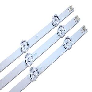 Image 2 - מלא LED תאורה אחורית בר מערך מושלם תואם עבור 32LB561V UOT AB 32 אינץ DRT 3.0 32 B 6916l 2223A 6916l 2224A 3 * 6LED 590mm