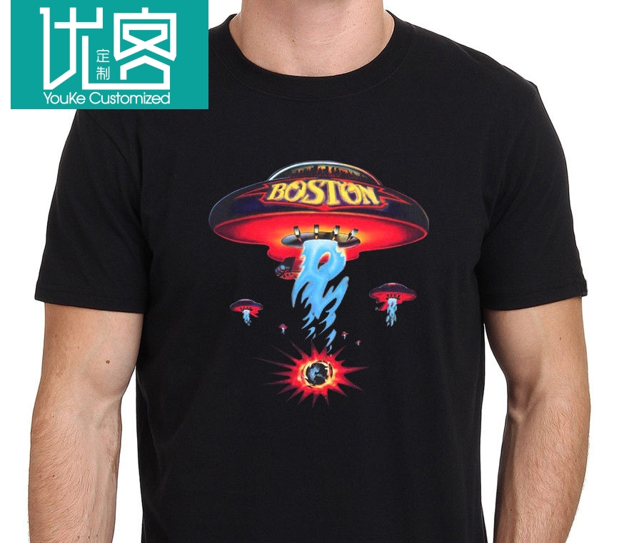 New Heart Band Logo Rock Band Legend Long Sleeve Black T-Shirt Size S-3XL