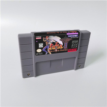 Lufia II 2 wzrost Sinistrals karta do gry RPG wersja amerykańska język angielski oszczędzanie baterii