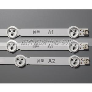 "Image 2 - 3 قطعة x LED الخلفية ل LG 32 ""LN التلفزيون 6916L 1440A 1439A 32LN540U ZA 32LA621V LC320DUE SFR1 LC320DXE SFR1 32LN5400 630 مللي متر a1/A2"