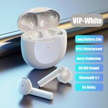 NEUE S12 Bluetooth 5,1 Drahtlose Kopfhörer Niedrige Latenz Spiel Bluetooth Kopfhörer Hifi Sound Qualität Wasserdichte Drahtlose Ohrhörer