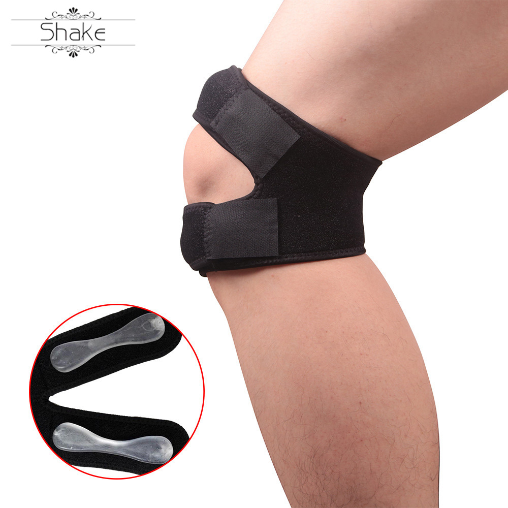 HEHE Knee Brace Best Support&Pain Relief For Meniscus Tear Arthritis Running Basketball GYM Fitness Unisex OEM Custom Logo