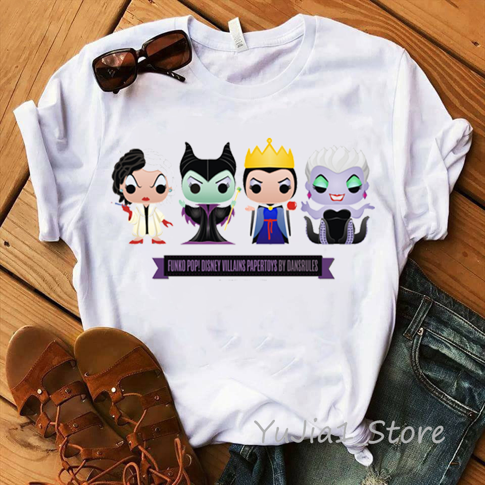 2020 NEW Women T-shirts It's Just A Bunch Of Hocus Pocus Shirt Halloween Graphic Tees Tumblr Tops Tee Shirt Femme Vogue T  Shirt