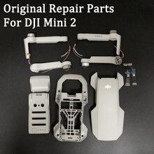 Orginal DJI מיני 2 תיקון חלקי רגליים הימני קדמי אחורי חזרה מנוע זרוע פגזים כבל חילוף חלק עבור drone Mavic מיני 2 תיקון