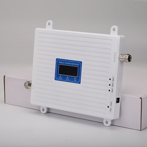 Image 3 - Tri Band Repeater 2G 3G 4G GSM 900 DCS/LTE 1800 WCDMA/UMTS 2100MHz Amplifier Mobile cellular Signal booster Antenna Set Booster