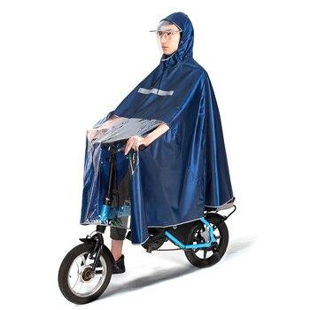 Waterproof Nylon Bike Raincoat Jacket Women Overall Raincoat Red Survival Outdoor Stylish Regenpak Dames Household Goods JJ50YY