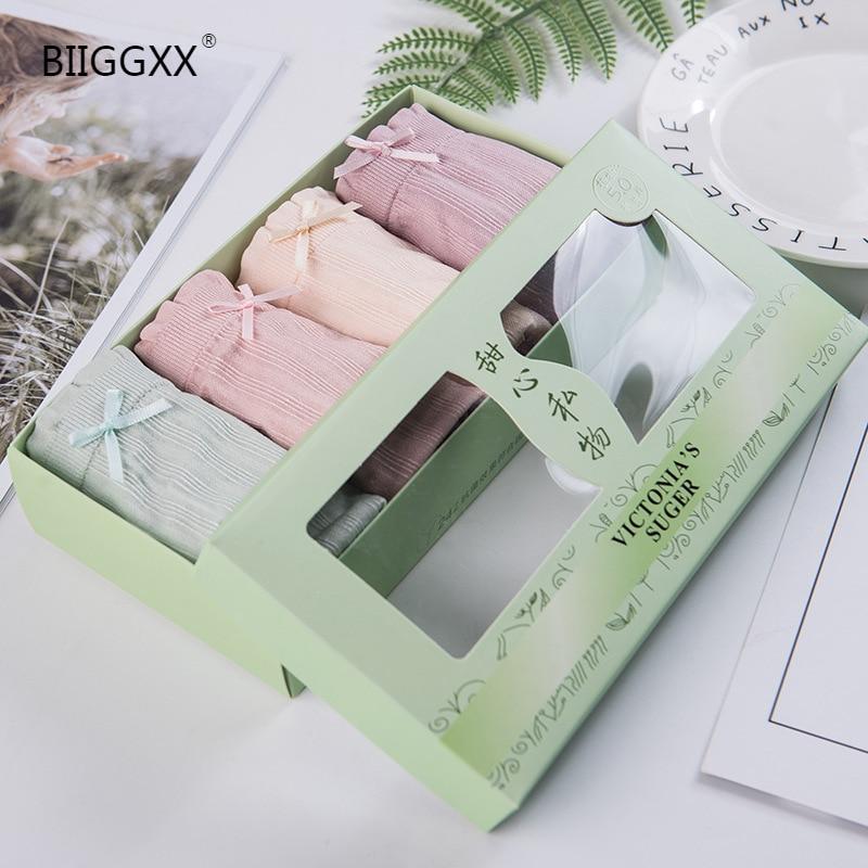 Купить biiggxx[4 коробки] японское белье banширины 50 бесшовные графеновые