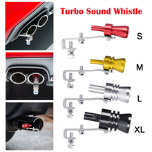 Turbo-Whistle Car Exhaust-Pipe Refitting Sound Universal