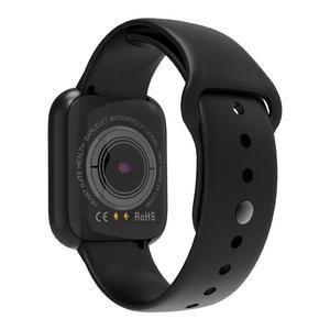 Image 3 - Reloj inteligente I5 IP67 para Android e iOS, reloj inteligente resistente al agua con control del ritmo cardíaco y de la presión sanguínea