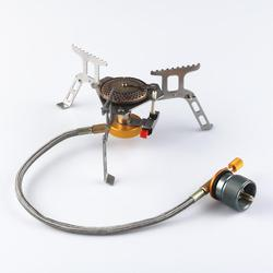 Kuulee 1L głowica pieca do Adapter typu Split głowica pieca do Adapter Adapter gazu na zewnątrz kuchenka kempingowa i piec gazowy w Zewnętrzne narzędzia od Sport i rozrywka na