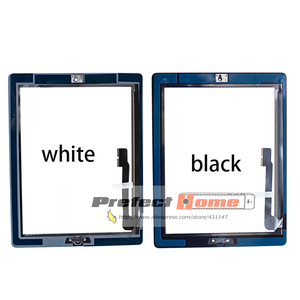 Image 3 - 10 個新タッチスクリーンガラスデジタイザアセンブリ iPad 3 アセンブリ A1416 A1403 A1430