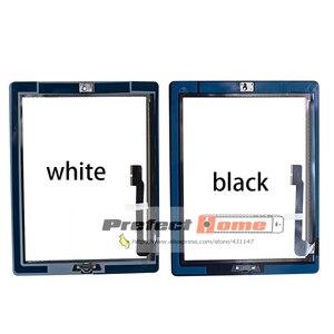 Image 3 - 10 шт. Новый сенсорный экран стекло дигитайзер в сборе для iPad 3 в сборе A1416 A1403 A1430