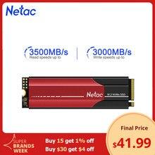 Netac ssd m2 nvme ssd 1tb m.2 nvme pcie ssd 2tb 500gb 250gb disco rígido de estado sólido interno ssd para portátil