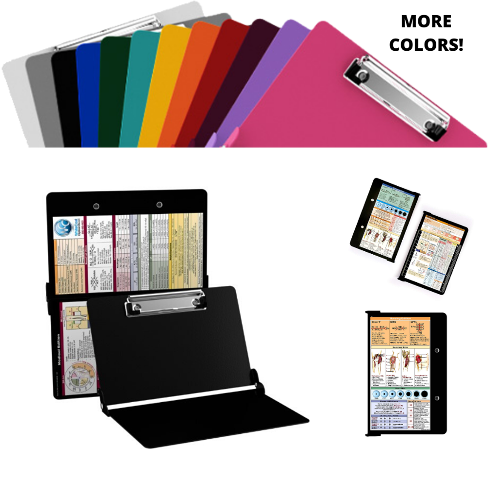 File Organizer Folding Stationery Clipboard School Portable Supplies For School Office Accessories File Fold