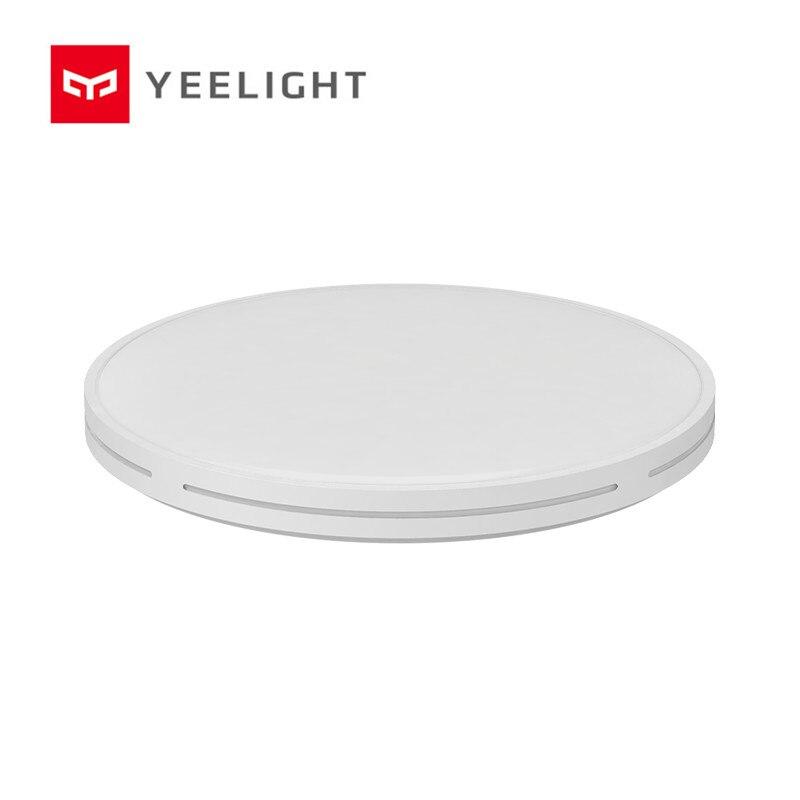 Xiaomi mijia YEELIGHT YLXD37YL XIANYU Inteligente CONDUZIU a Luz do DIODO EMISSOR de Luz De Teto Inteligente 220V Suporte APP/Co