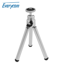 Mini Tripod Portable Two Section Adjustable Portable Projector Table Tripod Digital Camera Phone Holder Mount Bracket Stand