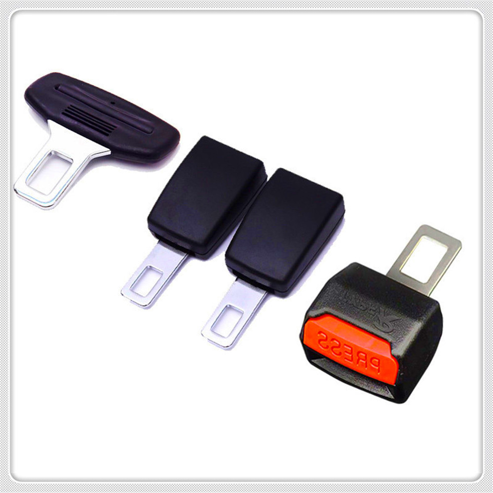 car seat belt belts extender extension buckle Padding Auto for Kia Forte Ceed Stonic Stinger Rio Picanto Niro Soulster No3(China)