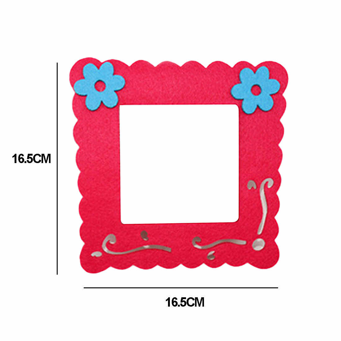 Hewan Lucu Lampu Yang Dapat Dilepas Stiker Merasa Hollow-Out Stiker Dinding untuk Anak-anak Bayi Nursery Rumah Stiker Lukisan Dinding Dekorasi