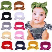 Bebê recém-nascido bandana da criança do miúdo do bebê meninas arco headwear acessórios foto adereços acessórios para o cabelo presente de aniversário