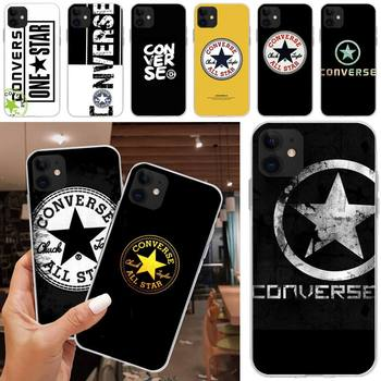 Famous Street Brand CV Phone Case Coque Fundas For Iphone X XS XR 5S 6S 7 8 PLUS SE 2020 11 12 Mini Pro Max Case Shell image