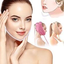 цена на Facial Thin Face Mask Slimming Bandage Skin Care Belt V-Shape Face Lift Mask  Facial Thin Masseter Lift Reduce Double Chin