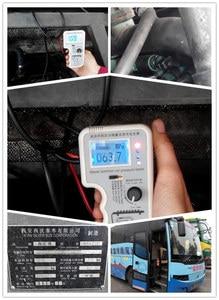 Image 5 - Atualize o verificador e o simulador comuns da pressão do trilho de cr508s digitas para a ferramenta diagnóstica alta do motor da bomba, mais