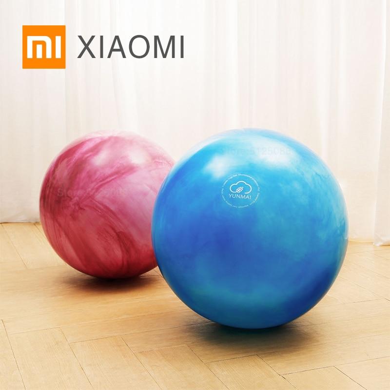 XIAOMI MIJIA fitness ball pilates equipment pelota pilates yoga balance bola pilates ball exercise ball rhythmic gymnastics ball