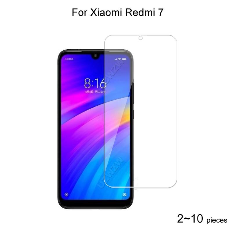 For Xiaomi Redmi 7 Redmi7 Premium 2.5D 0.26mm Tempered Glass Screen Protector For Xiaomi Redmi 7 Protective Glass