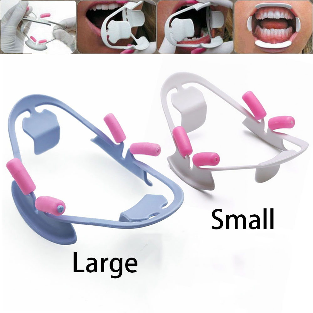 1 set 3D Oral Dental Mouth Opener Dental Instrument Lip Retractor Orthodontic Professional Dentist Tools Dentistry Materials(China)