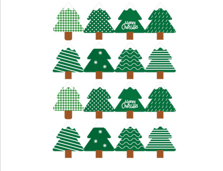 Gift JRong 180PCS Christmas Elements Stickers for Christmasn Multicolor-Christmas Old Man Christmas Tree,Cute Self-Adhesive Christmas Stickers for Party Decoration