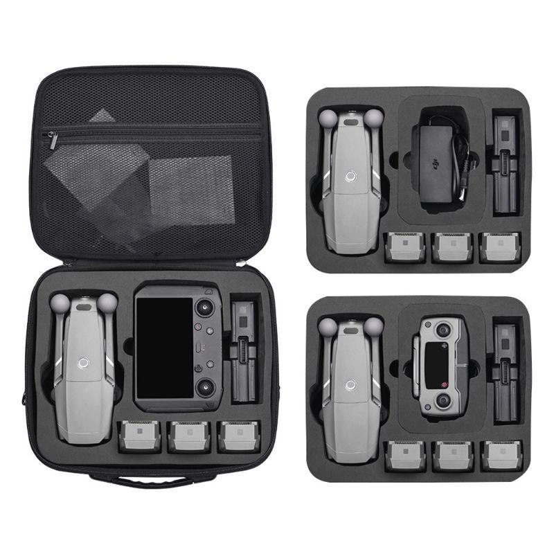 Wear-Resistant For Mavic 2 Pro Storage Bag  Carrying Case Shoulder Bag+Propeller 28TE
