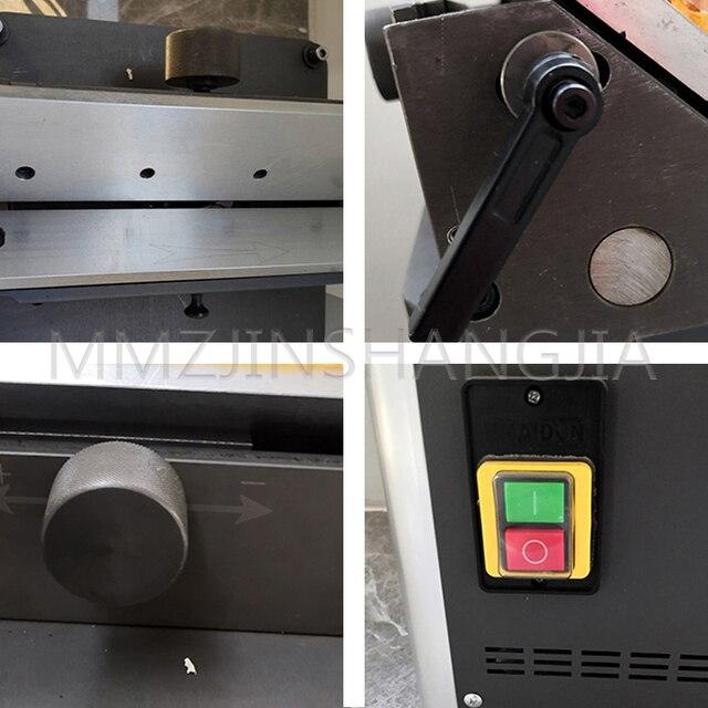 портативный линейный аппарат для снятия фасок 380v правый угол фотография