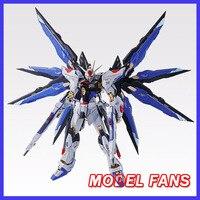 MODEL FANS IN STOCK Metalgearmodels metal build MB Gundam strike freedom soul bule ver high quality action figure robot toy