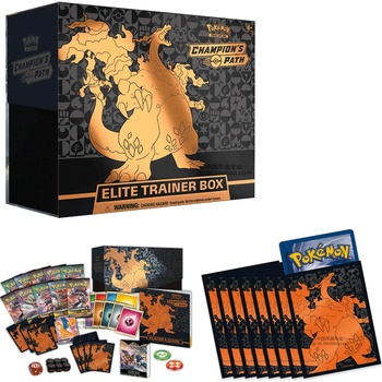 Pokemon TCG: Champion's Path Elite Trainer Box 1