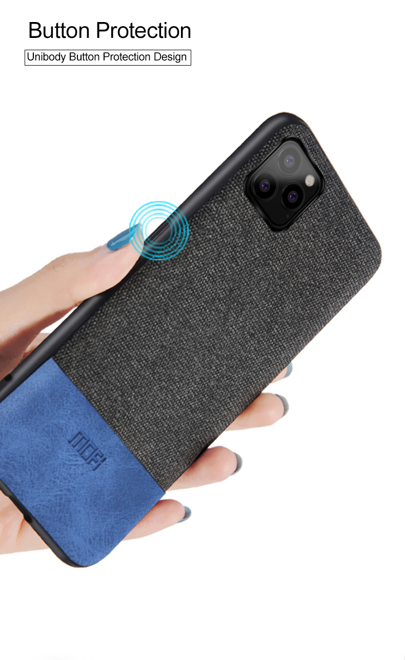 MOFi Fabric Case for iPhone 11/11 Pro/11 Pro Max 45