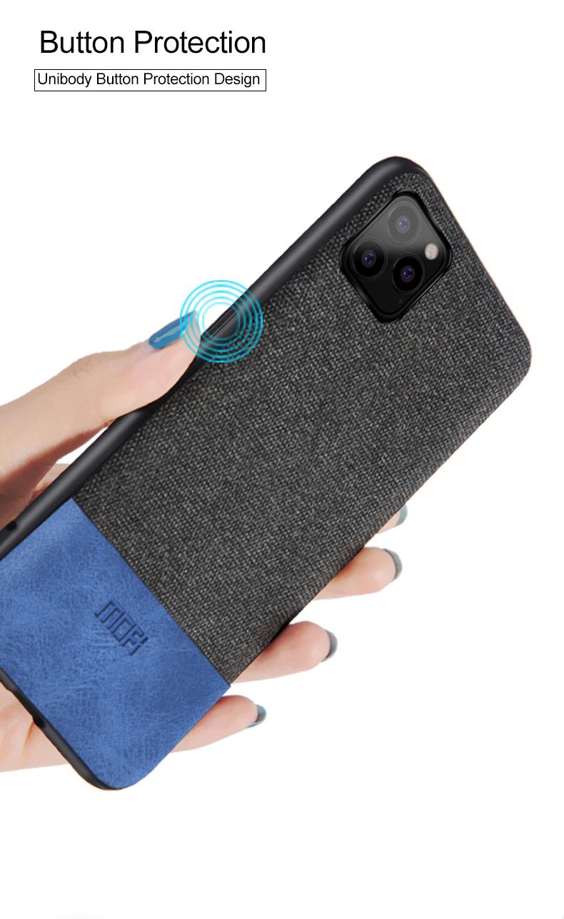 MOFi Fabric Case for iPhone 11/11 Pro/11 Pro Max 45