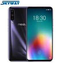 "Meizu 16T VOLTE 4 аппарат не привязан к оператору сотовой связи 6G/8G 128G/256 г Snapdragon 855 Octa Core 6,"" FHD+ безрамочный экран с Экран 3 задних Камера сотовый телефон"