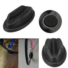 Bloque elevador de la rueda delantera de la bicicleta estabiliza el soporte del entrenador de la bicicleta soporte 2,5 ''Rise