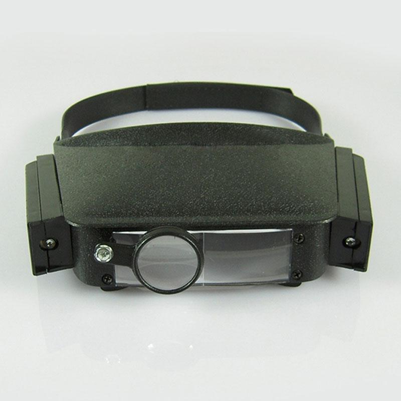 1,8x 2,3x 3,7x 4,8x šalmo padidinamasis stiklas iš trečiosios - Matavimo prietaisai - Nuotrauka 4