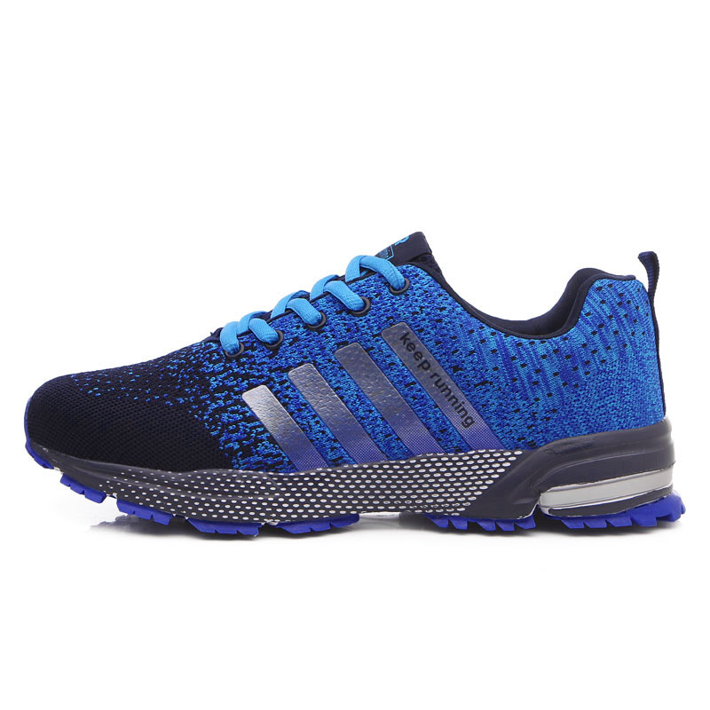 Breathable Running Shoes Fashion Large Size Sports Shoes 48 Popular Men's Casual Shoes 47 Comfortable Women's Couple Shoes