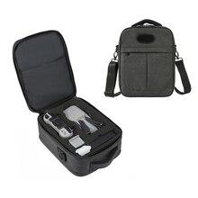 Saco de armazenamento de bolsa de ombro para dji mavic air 2 caixa de proteção de pacote portátil maleta de transporte para acessórios mavic air 2