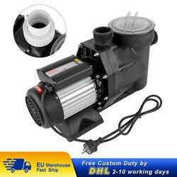 19200L/H  33600L/H Filter Water Pump Aquarium Pool Pump with pre-filter screen and strainer pool pump IP 54 circulation pump