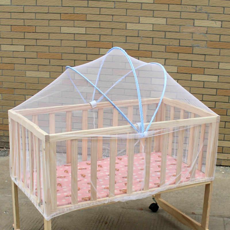 Alwaysme punho universal do bebê infantil para a criança berço berço berço balancim cama mosquiteiro tenda net capa bebê berço net