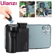 Ulanzi CapGrip беспроводной Bluetooth селфи Усилитель 2 в 1 видео фото телефон адаптер держатель ручка подставка штатив крепление