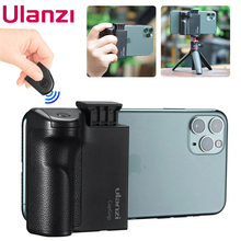 Ulanzi CapGrip Wireless Bluetooth Selfie Booster 2 in 1 Video Photo Phone  Adapter Holder Handle Grip Stand Tripod Mount