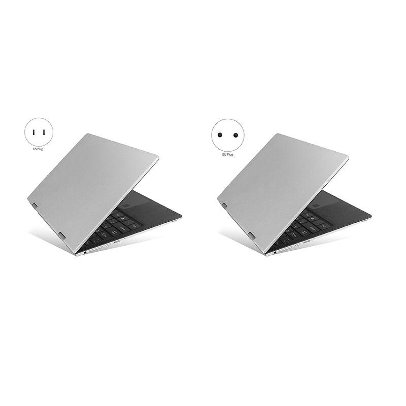 Jumper EZbook X1 Laptop 11.6 Inch Touchscreen 360°Degree Rotate N3450 Quad Core 6GB+128GB Windows 10 OS Notebook EU Plug 3