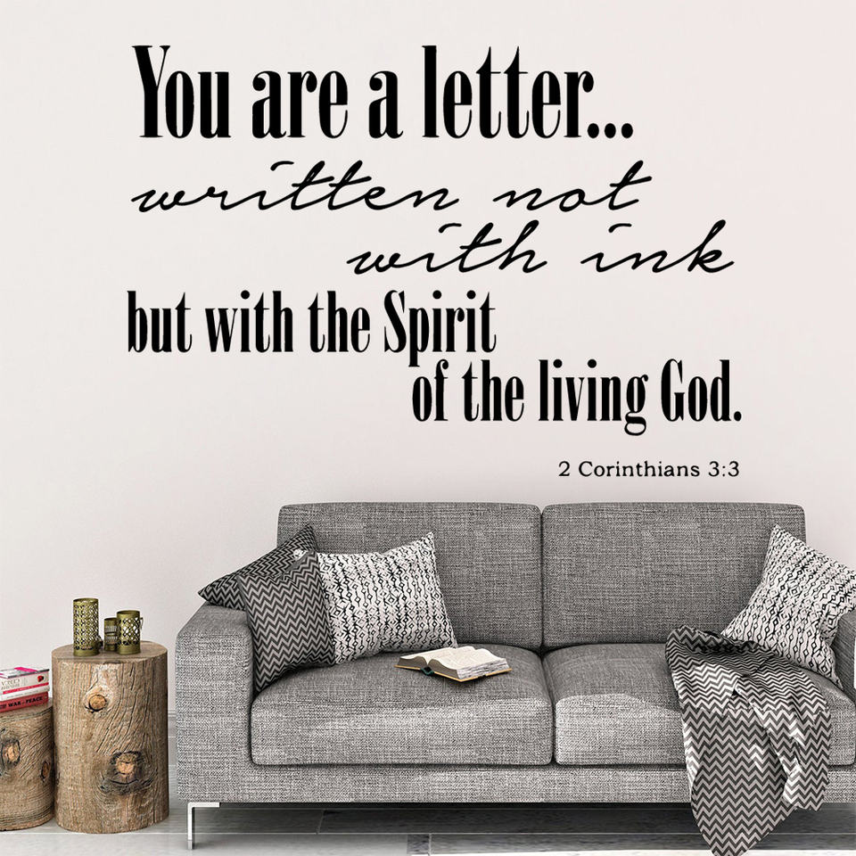Login Quote Wallpaper Roll Furniture Wall Sticker Living Room Bedroom Home Party Home Décor Rateshop Home Garden